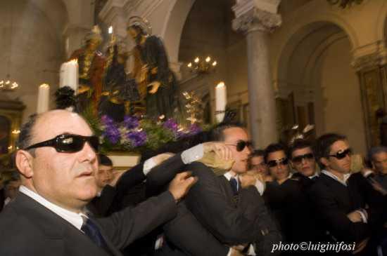 trapani, pasqua, riti del venerdi' santo, i misteri (2753 clic)