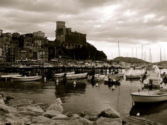 castello di Lerici (3186 clic)