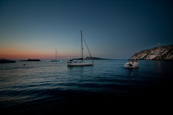 isole Tremiti, San Nicola  notturno (1361 clic)
