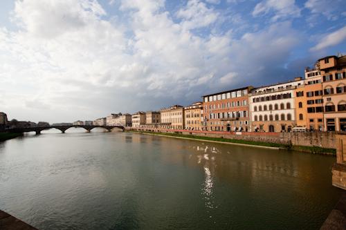 L'Arno - Firenze (2232 clic)