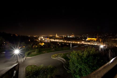 notturno - Firenze (2012 clic)