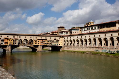 ponte vecchio - Firenze (2544 clic)