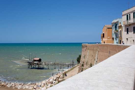 Termoli, borgo dei pescatori (6320 clic)