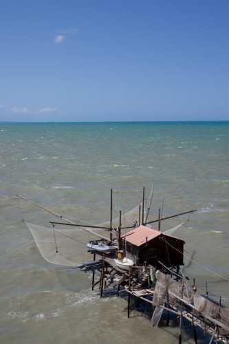 Termoli, borgo dei pescatori (3675 clic)