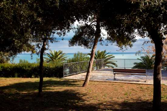 villa comunale - Vasto (3623 clic)