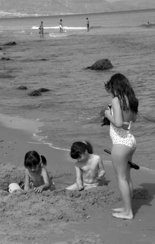 Giochi di spiaggia - Balestrate (4388 clic)
