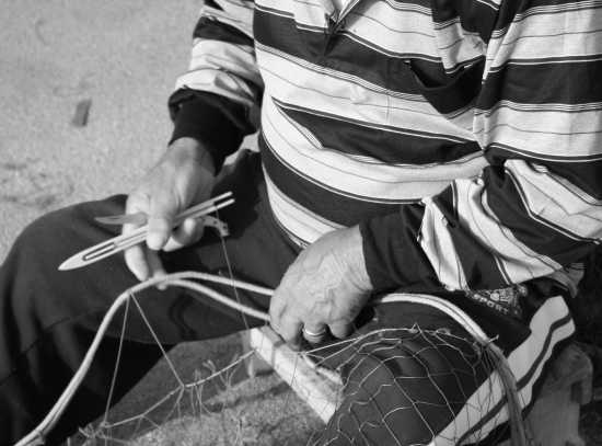 Mani al lavoro - Favignana (4096 clic)