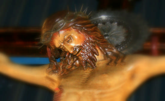 Il Crocifisso. - Monreale (4157 clic)