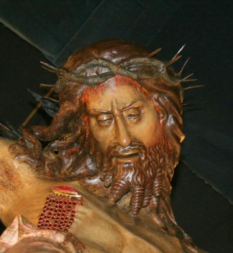 Il Volto del Cristo - Monreale (2653 clic)