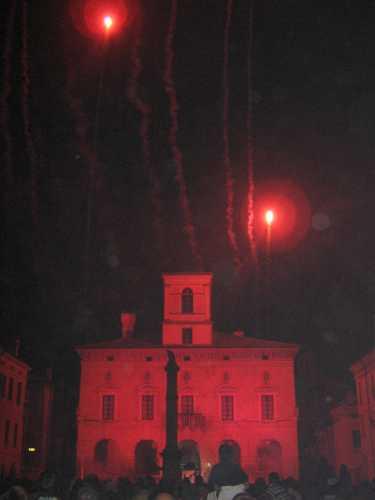 Notte bianca - Sabbioneta (2230 clic)