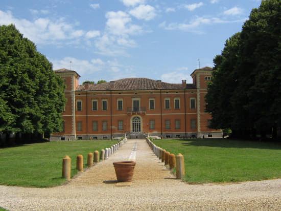 villa padronale - Sabbioneta (2298 clic)