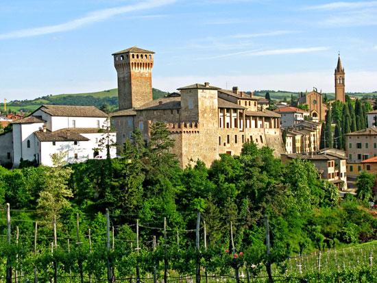 Levizzano Rangone - Castelvetro di modena (5780 clic)