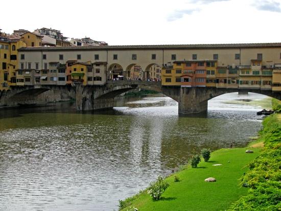 Ponte Vecchio  - Firenze (2506 clic)