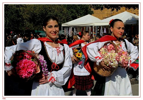 Mandorlo in Fiore ... - Agrigento (2232 clic)
