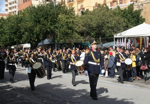 Mandorlo in Fiore ... - Agrigento (2464 clic)