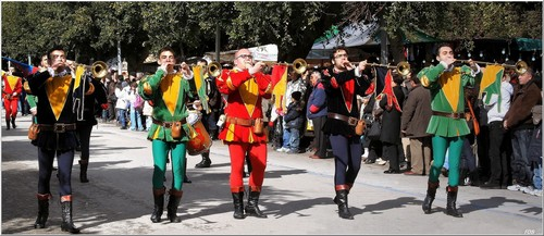 Mandorlo in Fiore ... - Agrigento (2753 clic)