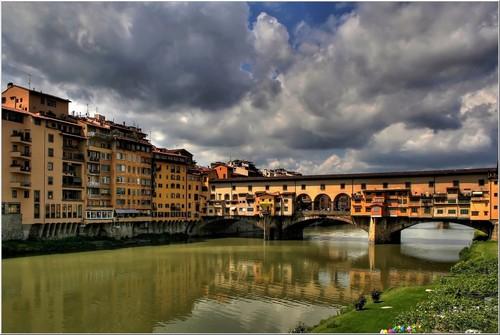 Ponte Vecchio ... - Firenze (2802 clic)