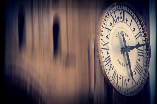 Il tempo si è fermato - Palermo (4065 clic)