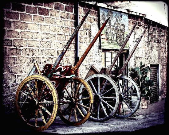 Carretti siciliani - Palermo (4891 clic)
