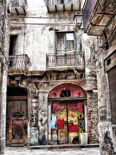 Teatro Vittorio - Palermo (4014 clic)