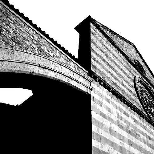 Santa Chiara - Assisi (1911 clic)