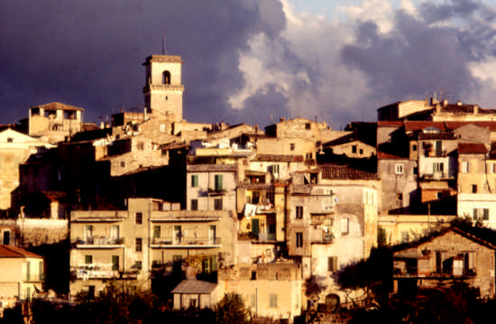 Cielominaccioso a Monterotondo (4683 clic)