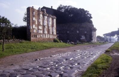 Appia antica - Roma (1998 clic)