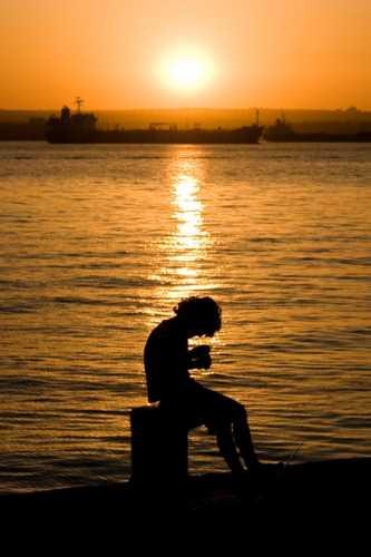 Piccoli pescatori crescono - Augusta (3469 clic)