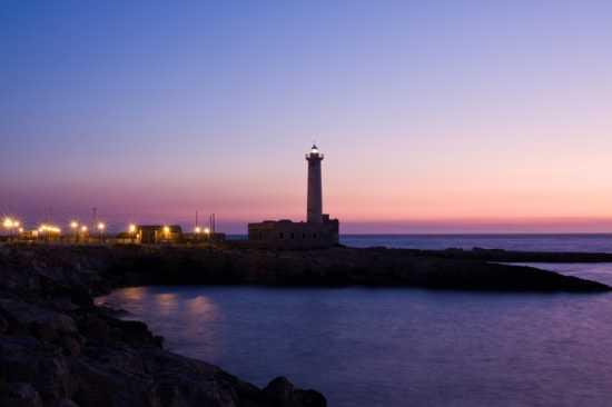 Alba al Faro di Capo Santacroce - Augusta (8220 clic)