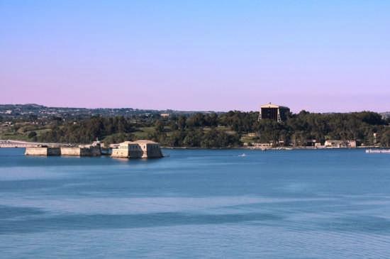 Veduta del porto - Augusta (5290 clic)