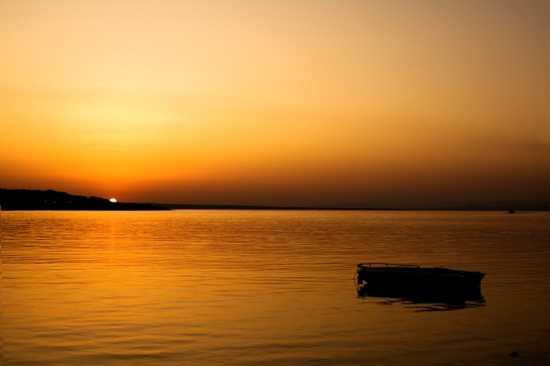la magia del tramonto - Brucoli (3365 clic)
