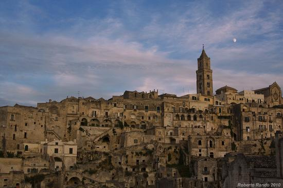 Matera all'imbrunire #2 (5296 clic)