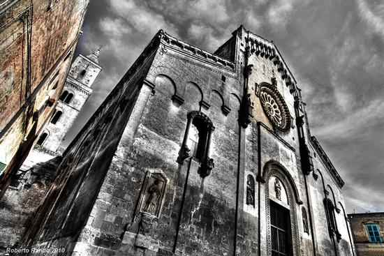 Matera, Cattedrale. (5451 clic)