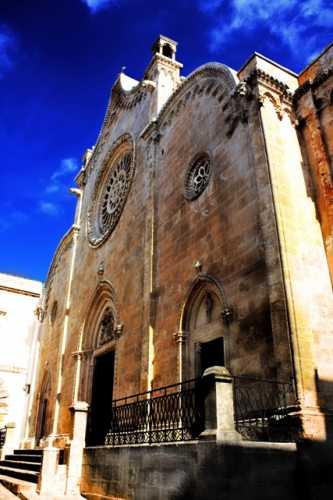 Cattedrale di S. Maria dell'Assunzione - OSTUNI - inserita il 17-Jul-09