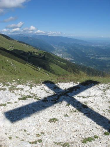 croce del cesen - Valdobbiadene (2152 clic)