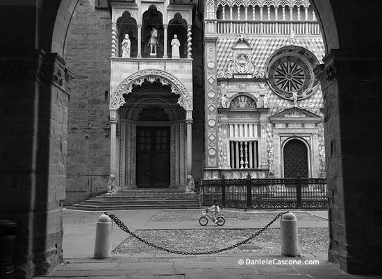 Basilica di Santa Maria Maggiore - Bergamo (4402 clic)