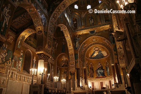 Cappella Palatina - Palermo (9626 clic)