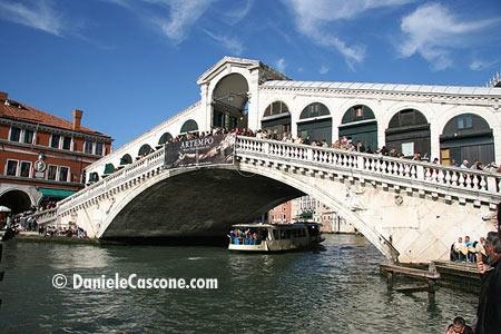 Ponte di Rialto - Venezia (3496 clic)