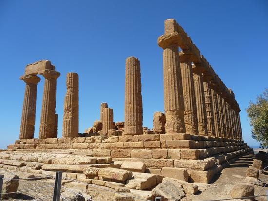 Valle de templi Tempio di Giunone - Agrigento (3495 clic)