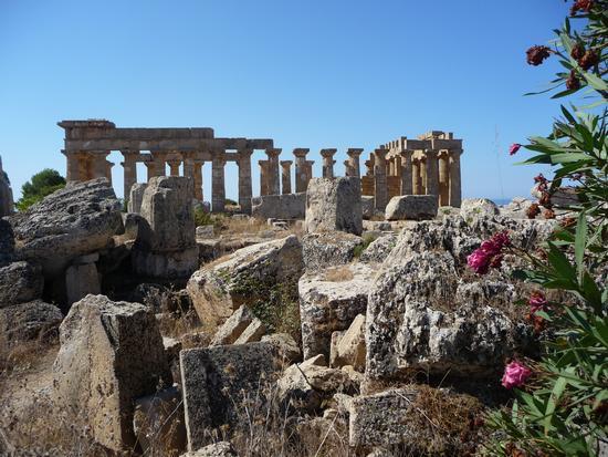 Valle de templi Tempio di Era - Selinunte (2887 clic)