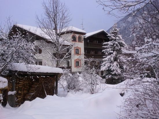 Hotel Panorama - Gais (1607 clic)