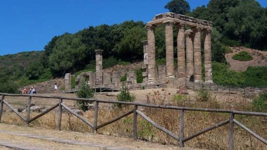 Tempio di Antas - Fluminimaggiore (4037 clic)