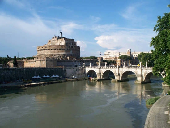 Castel San Angelo - Roma (2116 clic)