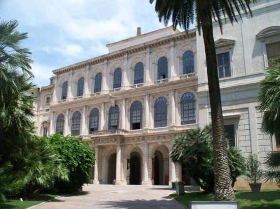 Palazzo Barberini - Roma (2104 clic)