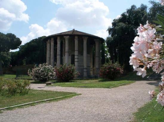 Tempio di Vesta - Roma (2329 clic)