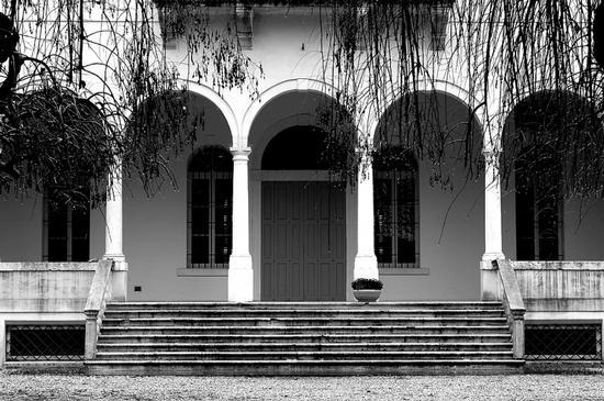 Villa Contarini dei Leoni - Mira (1835 clic)