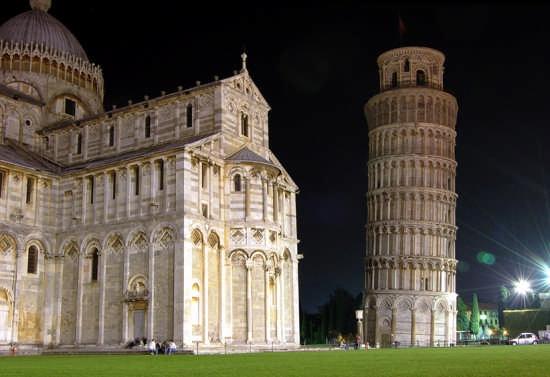 Piazza dei Miracoli - Pisa (7432 clic)