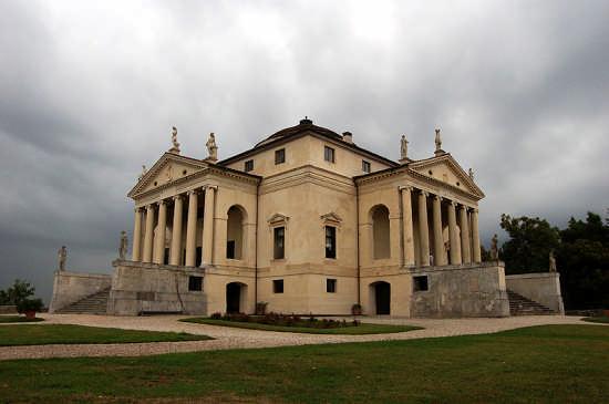 La Rotonda - Vicenza (4247 clic)
