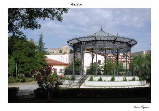Gazebo - Agira (3389 clic)
