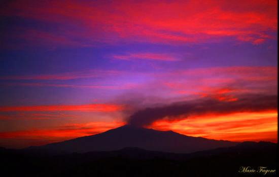 Alba sull'Etna - Agira (5354 clic)